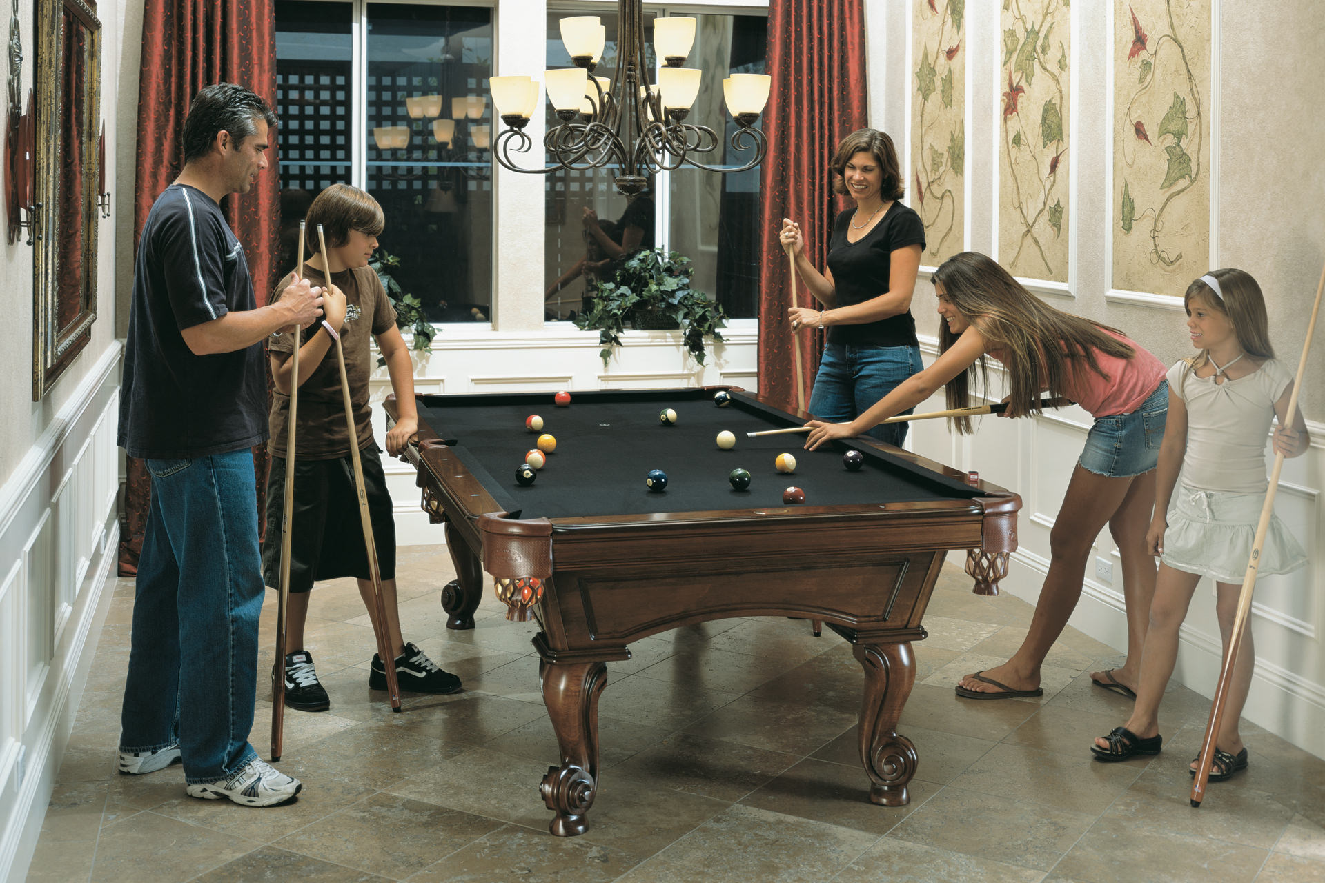 Beau Charleston Billiards And Cue Company   Your Cue For Family Entertainment