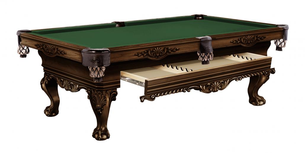 Billiards Tables Charleston Billiards And Cue Company - Blackhawk pool table