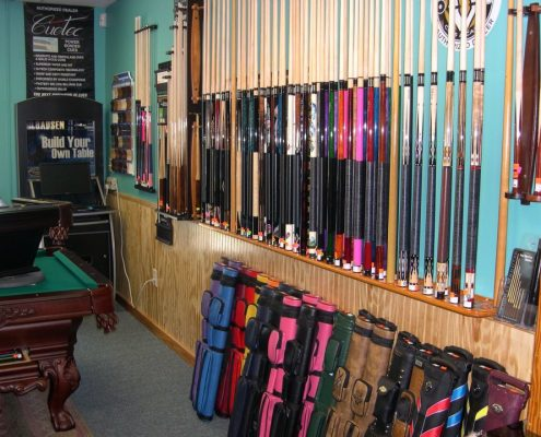 We Sell American Made Pool Cues