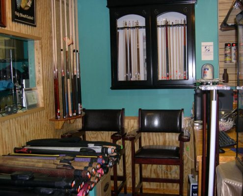 Billiards Furniture